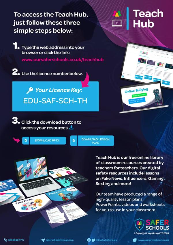 Teach_Hub_Licence_Key